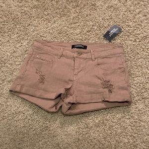 NWT Forever 21 Premium Denim Shorts 🌼